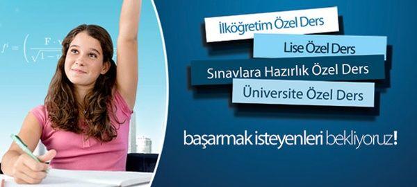 Ankara'da Özel Ders