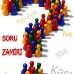 Soru Zamiri Nedir,  Soru Zamiri Örnekleri
